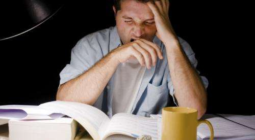 Why all-nighters don't work: How sleep and memory go hand-in-hand