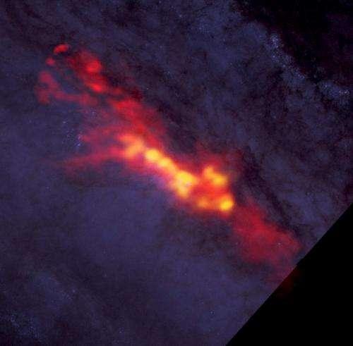 Why do starburst galaxies 'burst'?