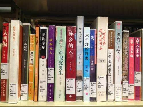 Words used in Chinese books illuminate how a nation's values changed during reforms