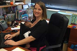 Workplaces friendly to breastfeeding on rise in Louisiana