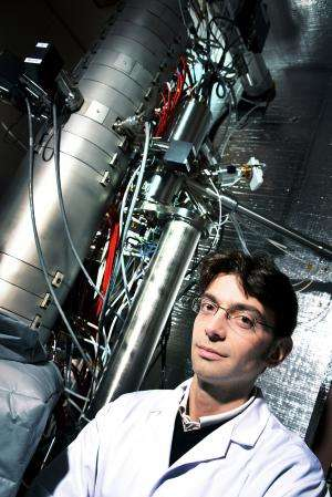 World-leading SuperSTEM microscope that can see single atoms is unveiled