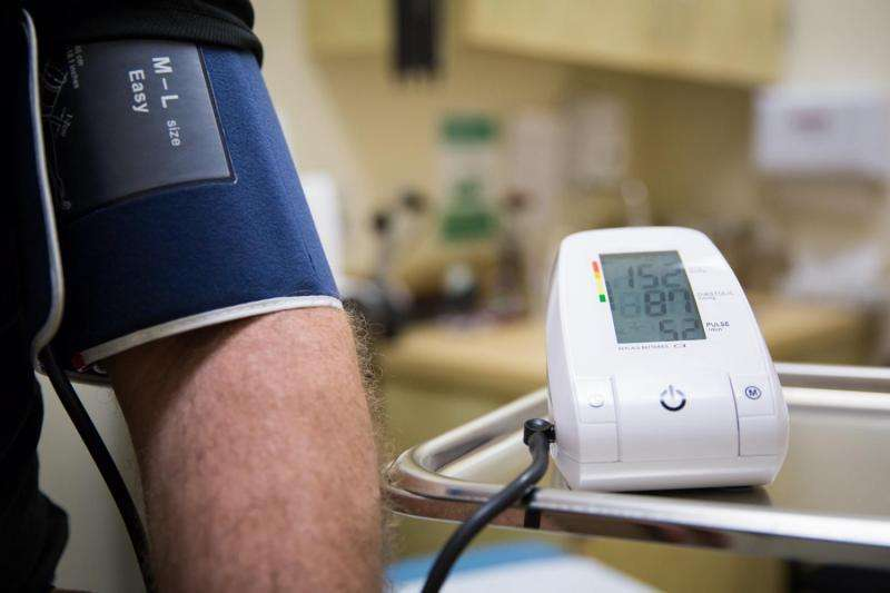 X-ray study may aid in designing better blood pressure drugs