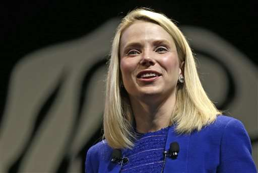 Yahoo CEO gives birth to twin girls after big announcement