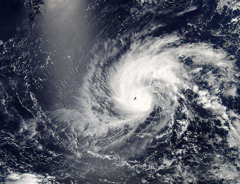 Yap Island typhoon warning in place for Noul