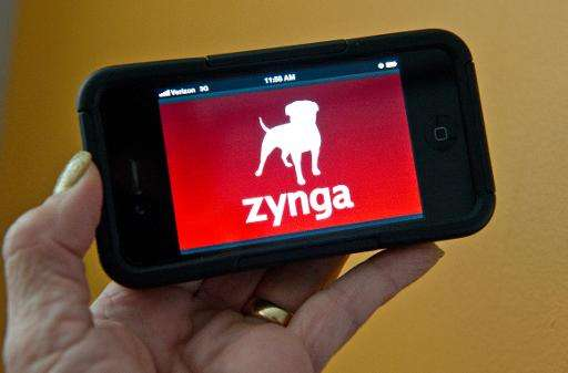 Zynga said Wednesday it was cutting staff by 18 percent amid ongoing losses, as the social games pioneer seeks to reboot its str