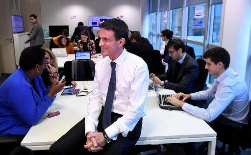 After US election hacks, France girds against cyberattacks