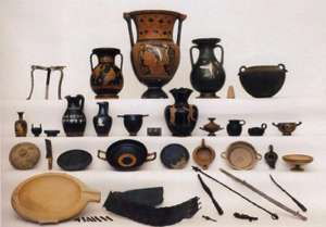 Ancient burial rituals prove you can take it with you... and what you take says a lot