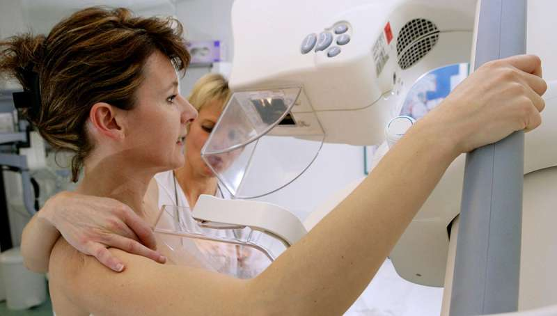 A possible explanation for recurring breast cancer