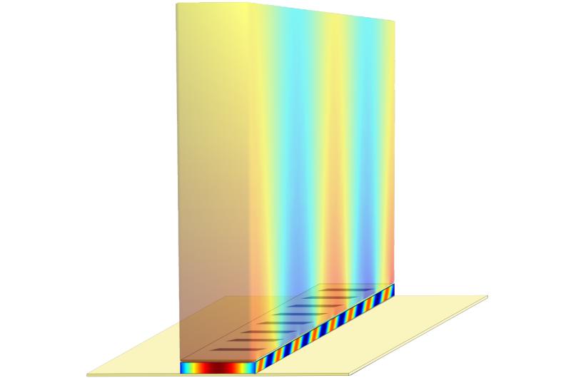A sharper focus for plasmonic lasers