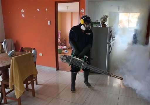 Asian countries urge sick travelers to report Zika symptoms