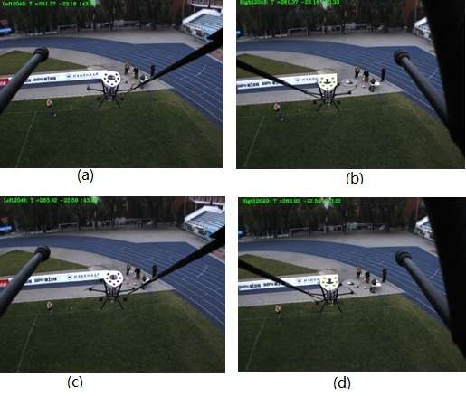 Binocular vision-based UAVs autonomous aerial refueling platform -- pilots are no longer needed