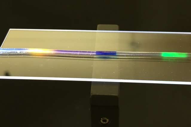 Biocompatible fibers could use light to stimulate cells or sense signs of disease