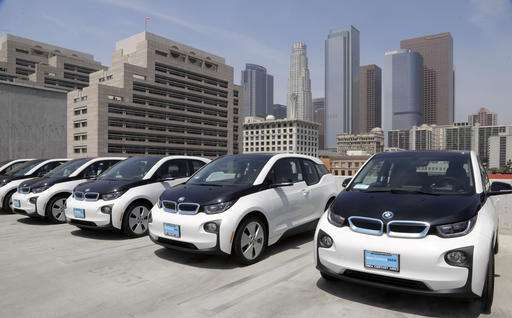California may beef up electric vehicle mandate