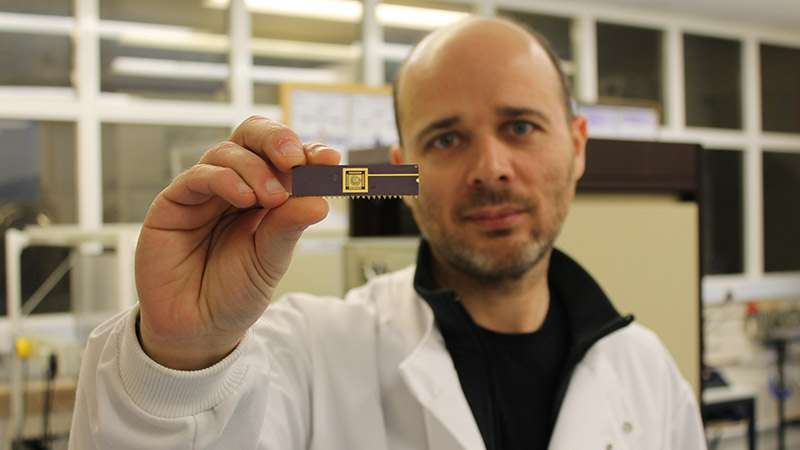 Developing biosensor devices for better cancer diagnosis