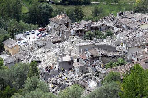Difference between shallow, deep earthquakes