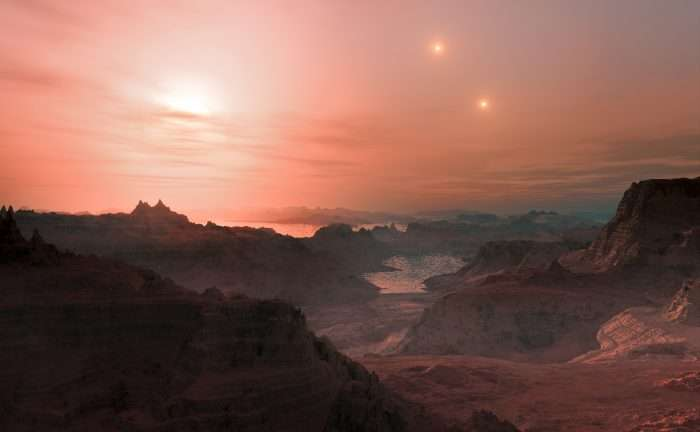 Earth-like planet around Proxima Centauri discovered