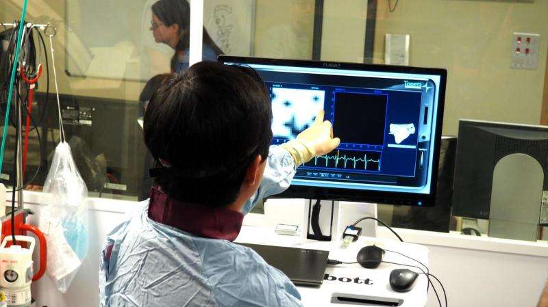 First heart operations performed using a novel software platform