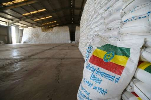 Food insecurity is a sensitive issue in Ethiopia, which enjoys near-double-digit economic growth, but which has struggled to cha