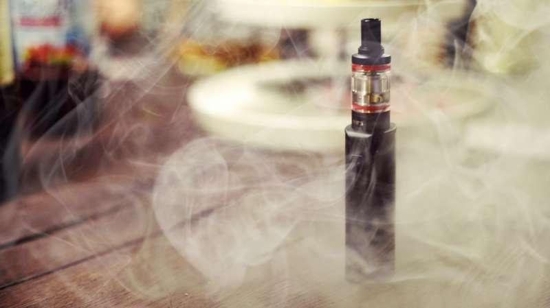 Georgia State finds perception of e-cigarette harm growing among US adults