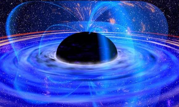 If you're going to fall into a black hole, make sure it's rotating