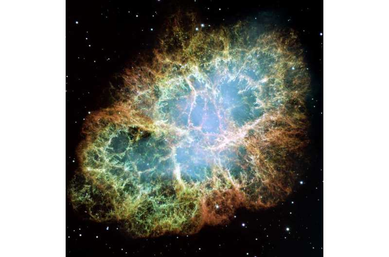 Iron found in fossils suggests supernova role in mass dying
