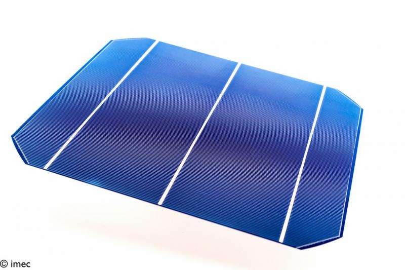 Kerfless wafers substantially reduce the cost of Si solar cells