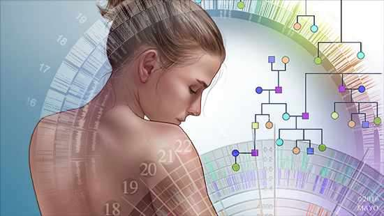 Mayo Clinic research helps refine role of gene variants in breast cancer risk