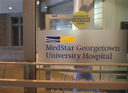 MedStar paralyzed as hackers take aim at another US hospital