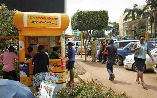 Mobile money on the rise in Africa as millions get phones