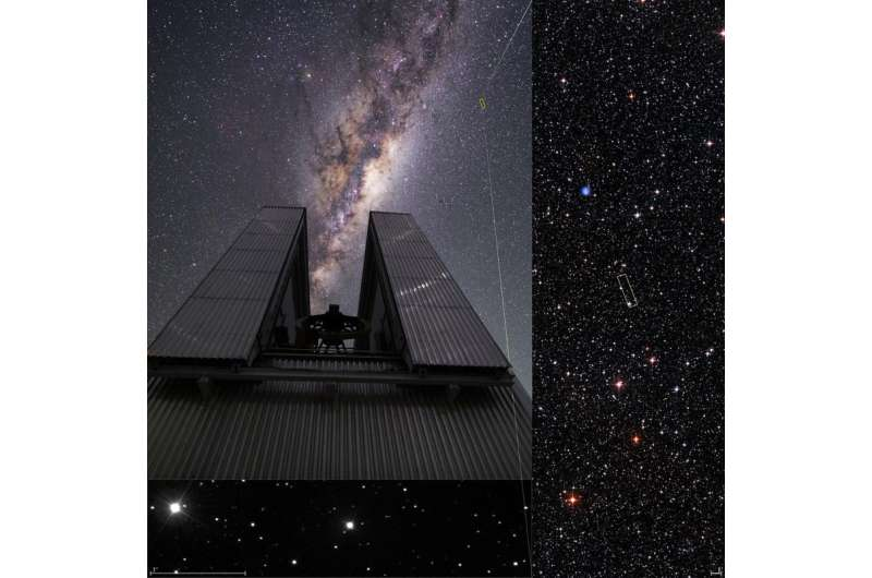 Newly discovered star offers opportunity to explore origins of first stars sprung to life in early universe