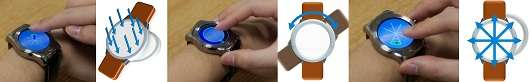 New methods make smartwatches easier to use