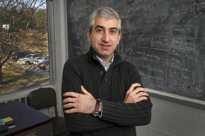 New theory of secondary inflation expands options for avoiding an excess of dark matter