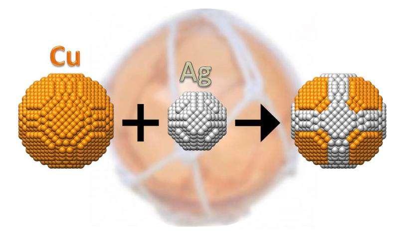 "New ""uikidama"" nanoparticle structure revealed"