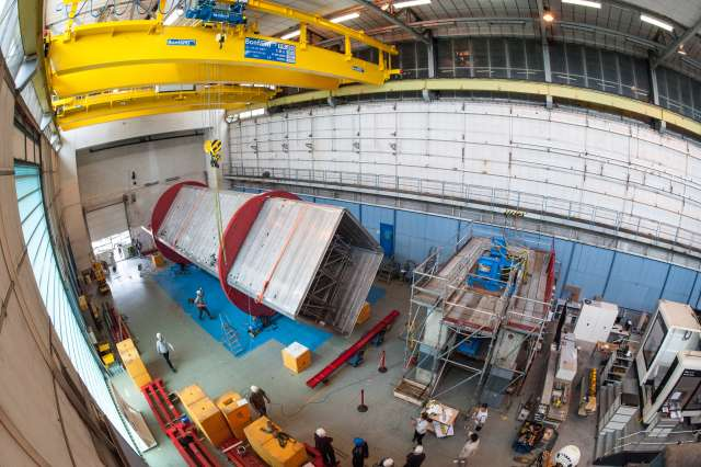 New wings give ICARUS flight for second neutrino hunt