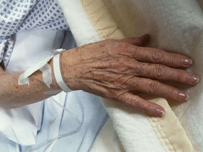 Pulmonary embolism may be cause of syncope in some elderly