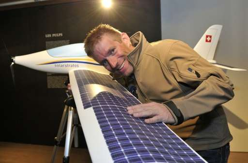 """Raphael Domjan says: """"Electric and solar vehicles are amongst the major challenges of the 21stcentury"""""""
