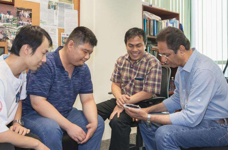 Research team discovers novel way of transferring magnetic information