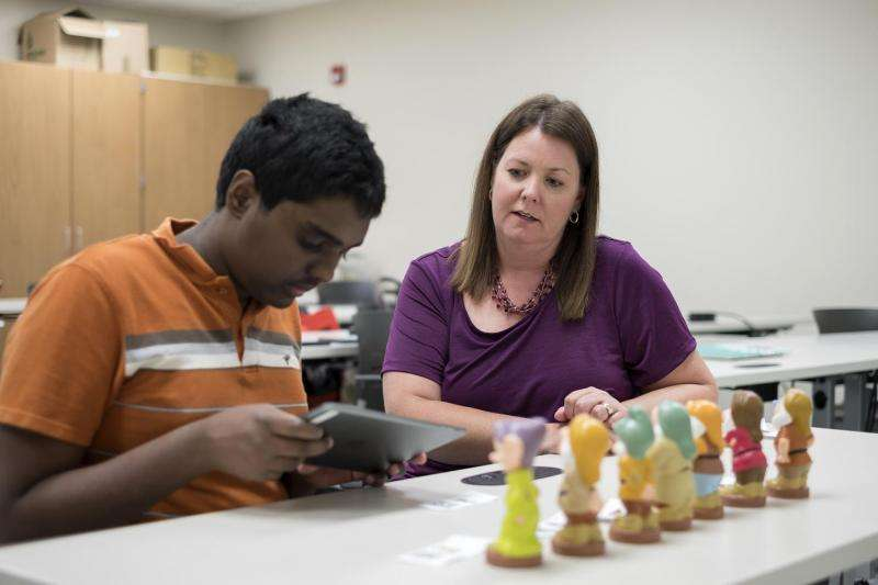 Startup develops engaging, interactive way for kids with autism to improve comprehension