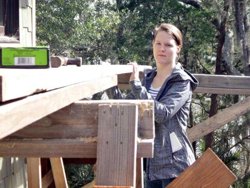 Students design solar power system for historic site along Georgia's coast