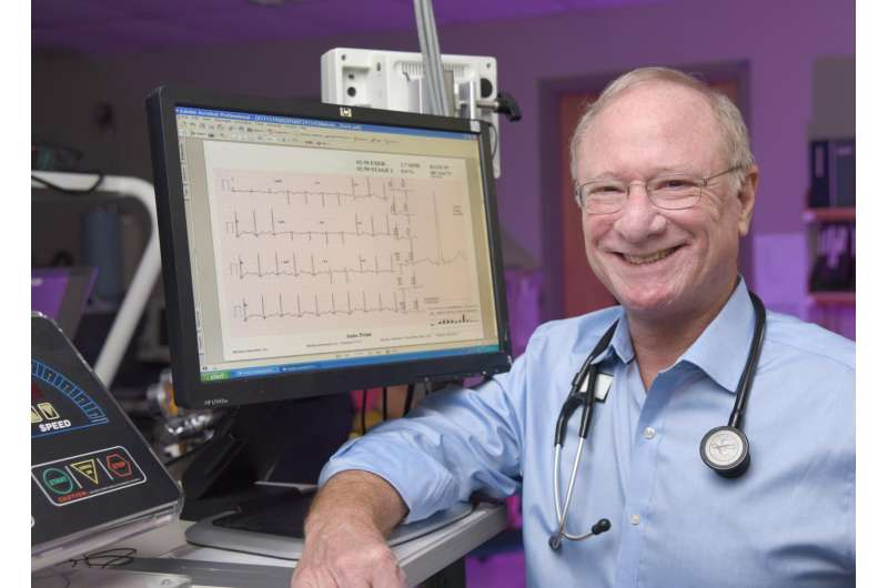 Study to examine value of ECG testing for high school athletes