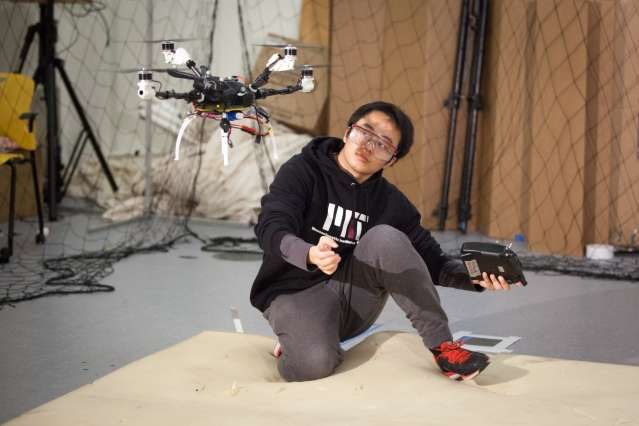 System lets users design and fabricate drones with a wide range of shapes and structures