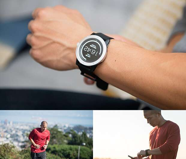 Team with watch that runs on body heat turns to crowdfunding site
