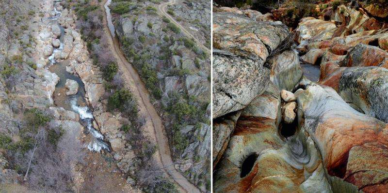 The ancient rotation of the Iberian Peninsula left a magnetic trace