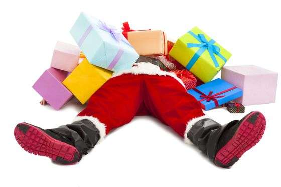 The effects of holiday stress on your body and mind