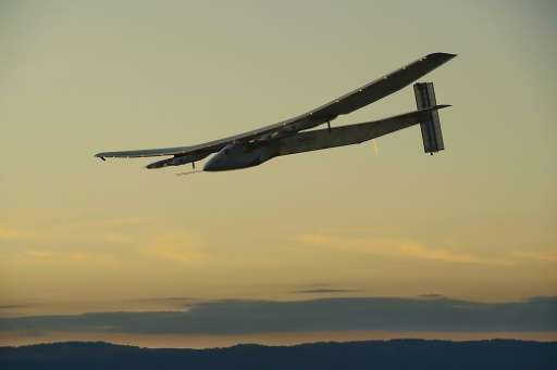 The experimental Solar Impulse 2 plane landed in Spain, after completing a 70-hour journey from New York powered only by sunligh