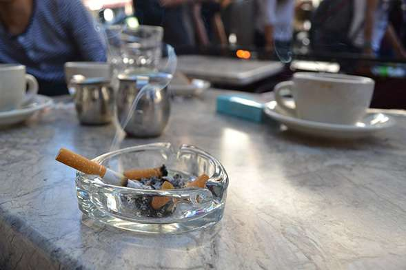 Thirdhand smoke lingers in the home long after smokers have quit