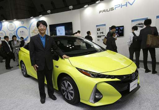 Toyota gets bullish on plug-in hybrids with new Prius Prime