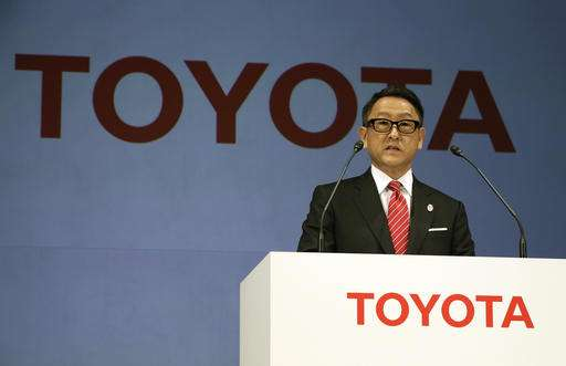 Toyota, Suzuki tying up in technology, ecology partnership