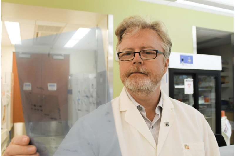 UH Cancer Center researcher finds new driver of an aggressive form of brain cancer