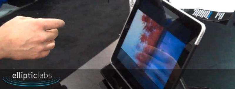 Ultrasound proximity software may outshine phone sensors